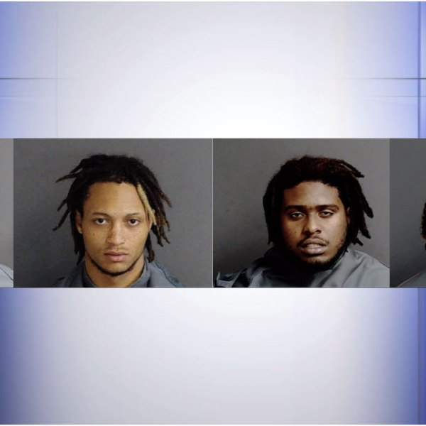 Authorities say indictments were issued on Jan. 4, 2021, against Te'Sean Markee Brooks, Qu'Shawn Tylek Manns, Leon Douglas Mitchell, Jr., and Sean Gabriel Schwallenberg in connection with a fatal shooting in Franklin County from July 14, 2020. (Photos: Courtesy Franklin County Sheriff's Office)