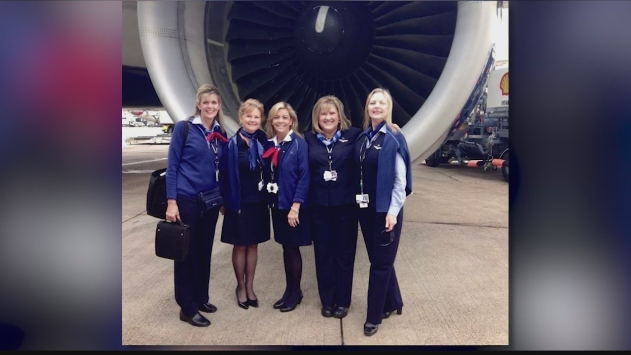 Book by local flight attendant highlights 34 years worth of in-air travel