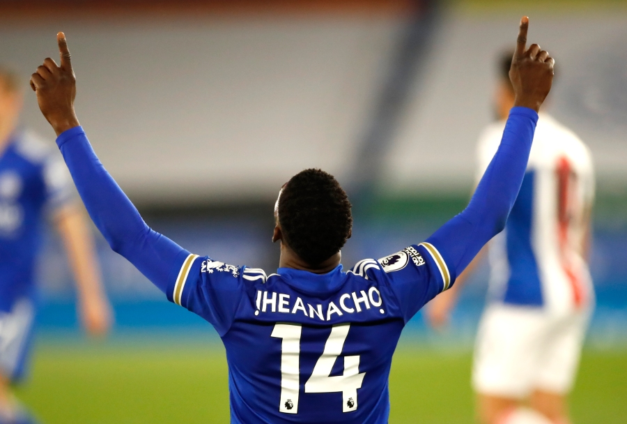 Back-up to star man: Iheanacho's stunning rise at Leicester | WFXRtv