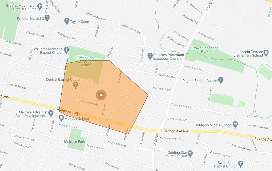 Update: Power restored to most customers after car crashes